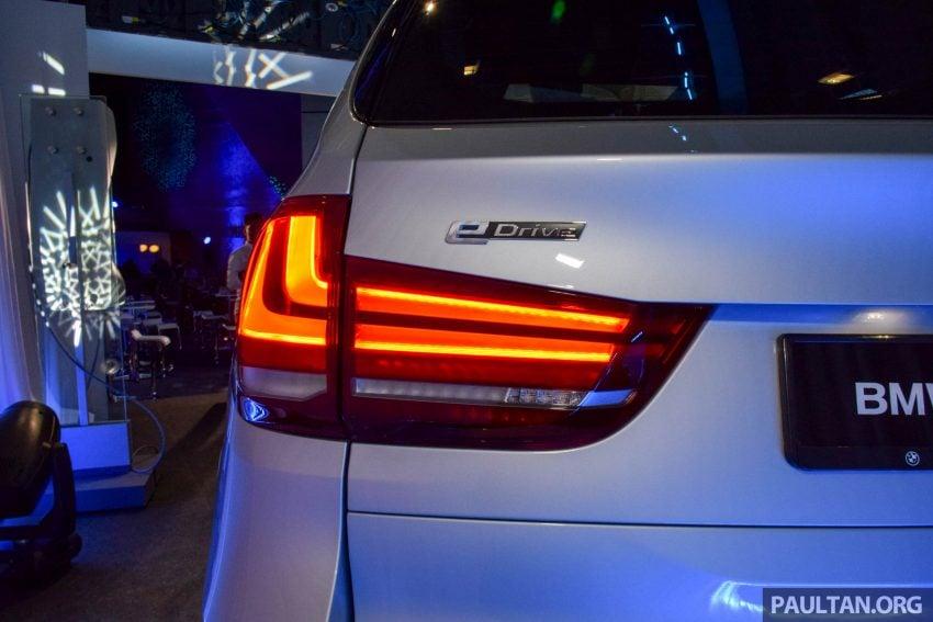 F15 BMW X5 xDrive40e M Sport plug-in hybrid SUV launched in Malaysia – RM388,800 OTR w/o insurance Image #511883