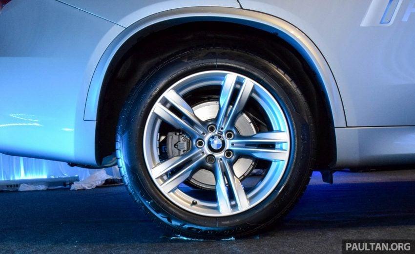 F15 BMW X5 xDrive40e M Sport plug-in hybrid SUV launched in Malaysia – RM388,800 OTR w/o insurance Image #511889
