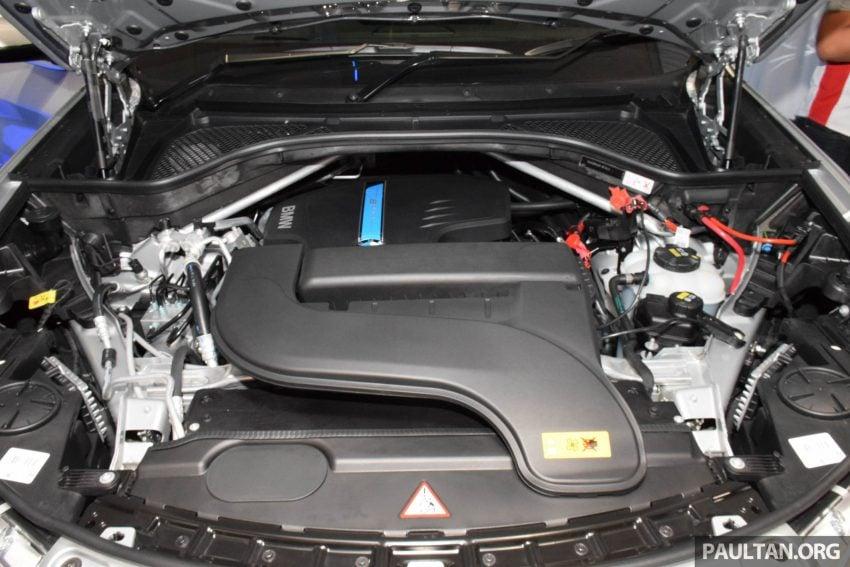 F15 BMW X5 xDrive40e M Sport plug-in hybrid SUV launched in Malaysia – RM388,800 OTR w/o insurance Image #511892