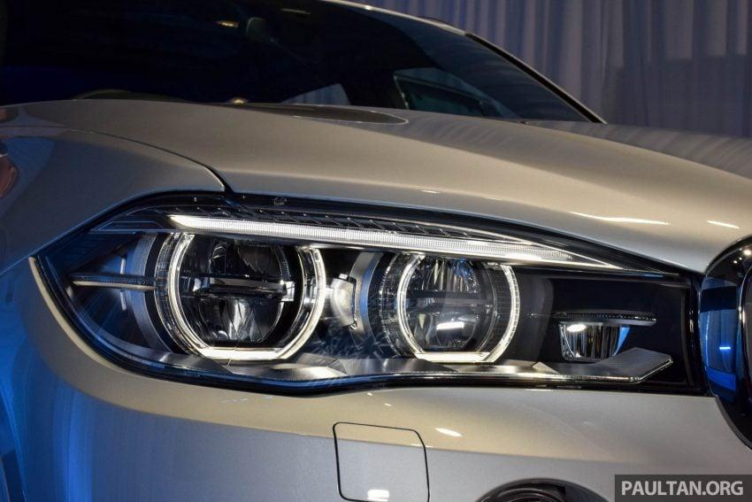 F15 BMW X5 xDrive40e M Sport plug-in hybrid SUV launched in Malaysia – RM388,800 OTR w/o insurance Image #511877