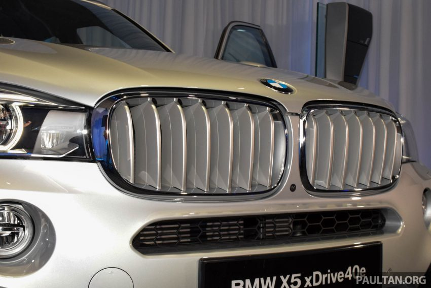F15 BMW X5 xDrive40e M Sport plug-in hybrid SUV launched in Malaysia – RM388,800 OTR w/o insurance Image #511878
