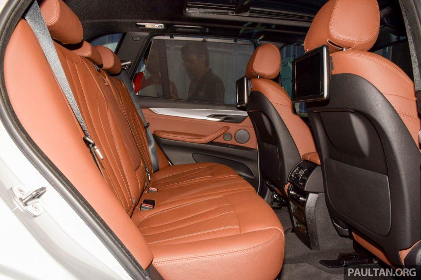 F15 BMW X5 xDrive40e M Sport plug-in hybrid SUV launched in Malaysia – RM388,800 OTR w/o insurance Image #511912