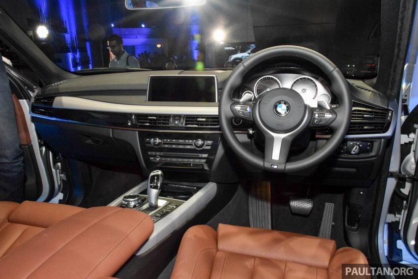F15 BMW X5 xDrive40e M Sport plug-in hybrid SUV launched in Malaysia – RM388,800 OTR w/o insurance Image #511895