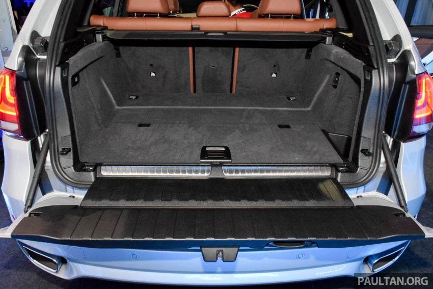 F15 BMW X5 xDrive40e M Sport plug-in hybrid SUV launched in Malaysia – RM388,800 OTR w/o insurance Image #511918