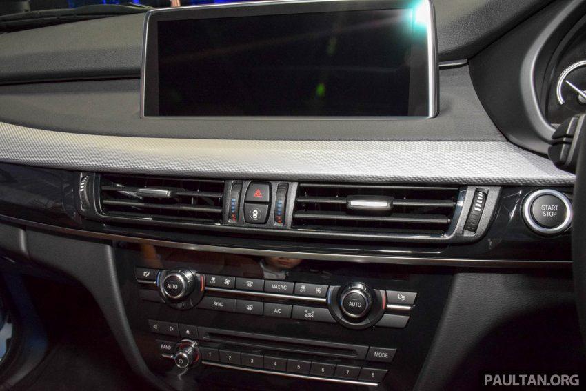 F15 BMW X5 xDrive40e M Sport plug-in hybrid SUV launched in Malaysia – RM388,800 OTR w/o insurance Image #511901