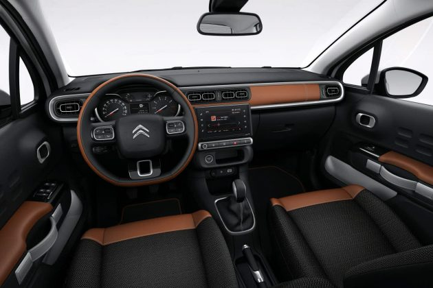 2016 Citroen C3 31