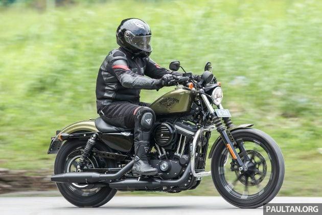 2016 Harley Davidson Iron 883 WM -1