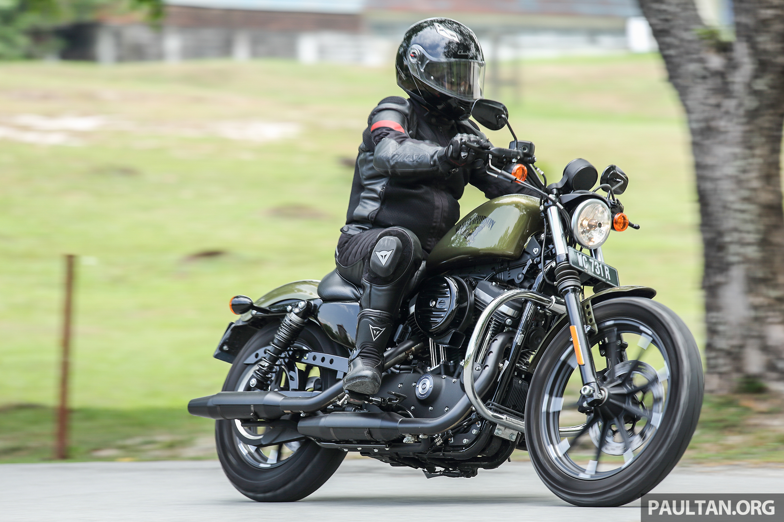 Harley 883 Iron >> REVIEW: 2016 Harley-Davidson Sportster Iron 883 – not your grandfather's Harley-Davidson, son ...