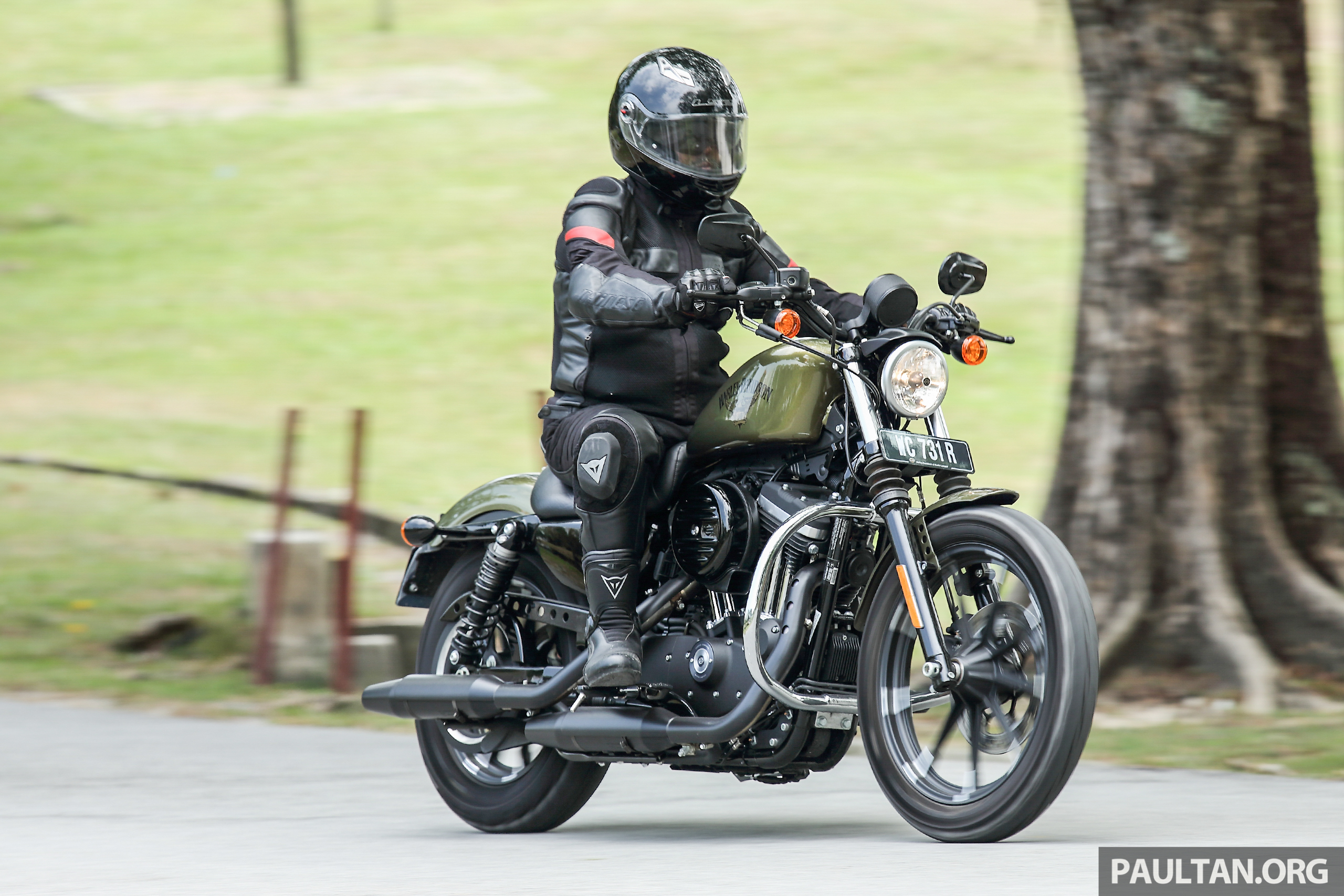 Harley Davidson Sportster  Opinie