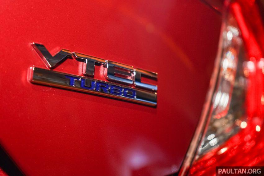 Honda Civic 2016 dilancarkan di M'sia – 1.8L dan 1.5L VTEC Turbo; tiga varian dan harga bermula RM111k Image #506312