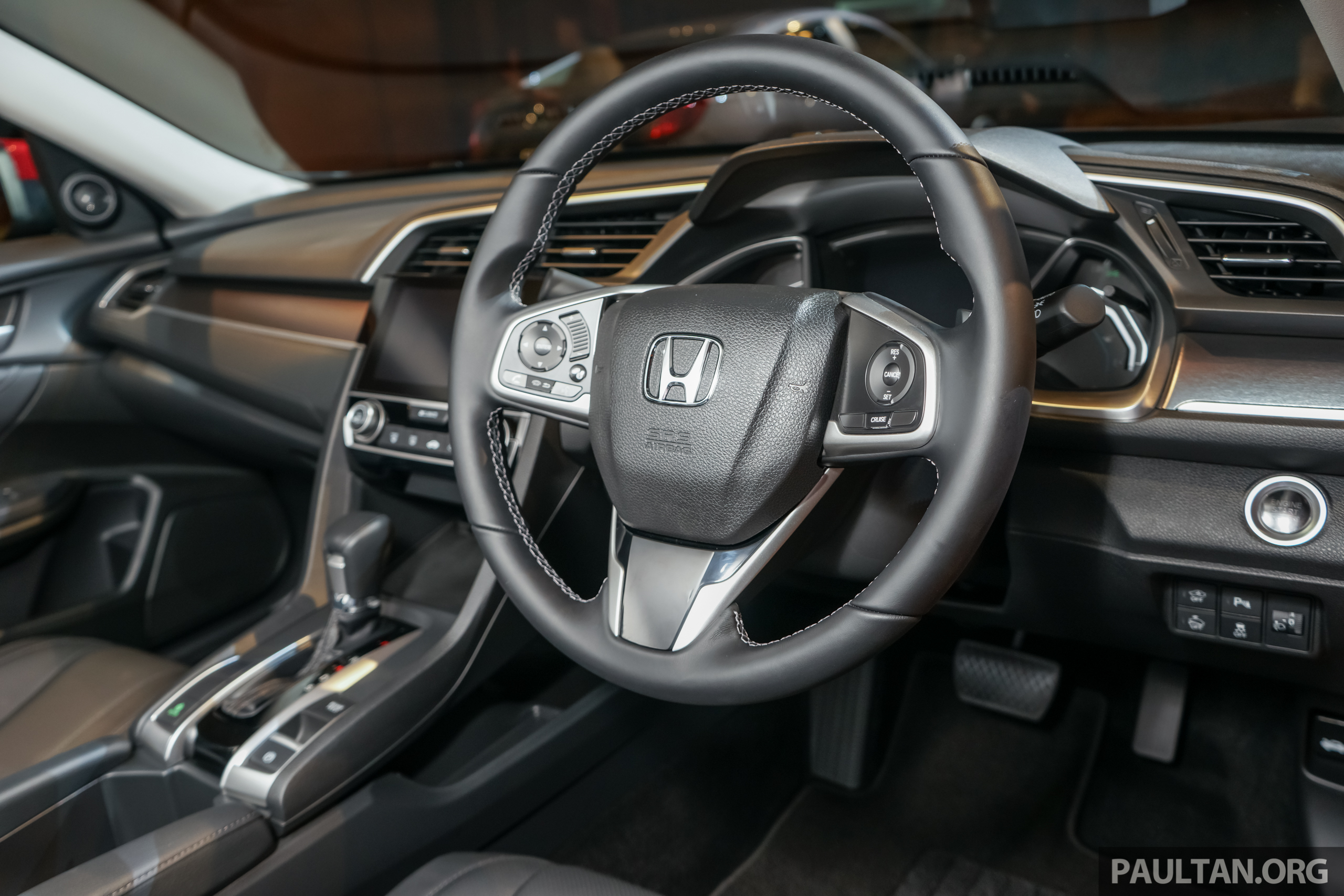 2016 Honda Civic FC 1.8 S, 1.5 Turbo, 1.5 Turbo Premium – specs and equipment in a nutshell ...