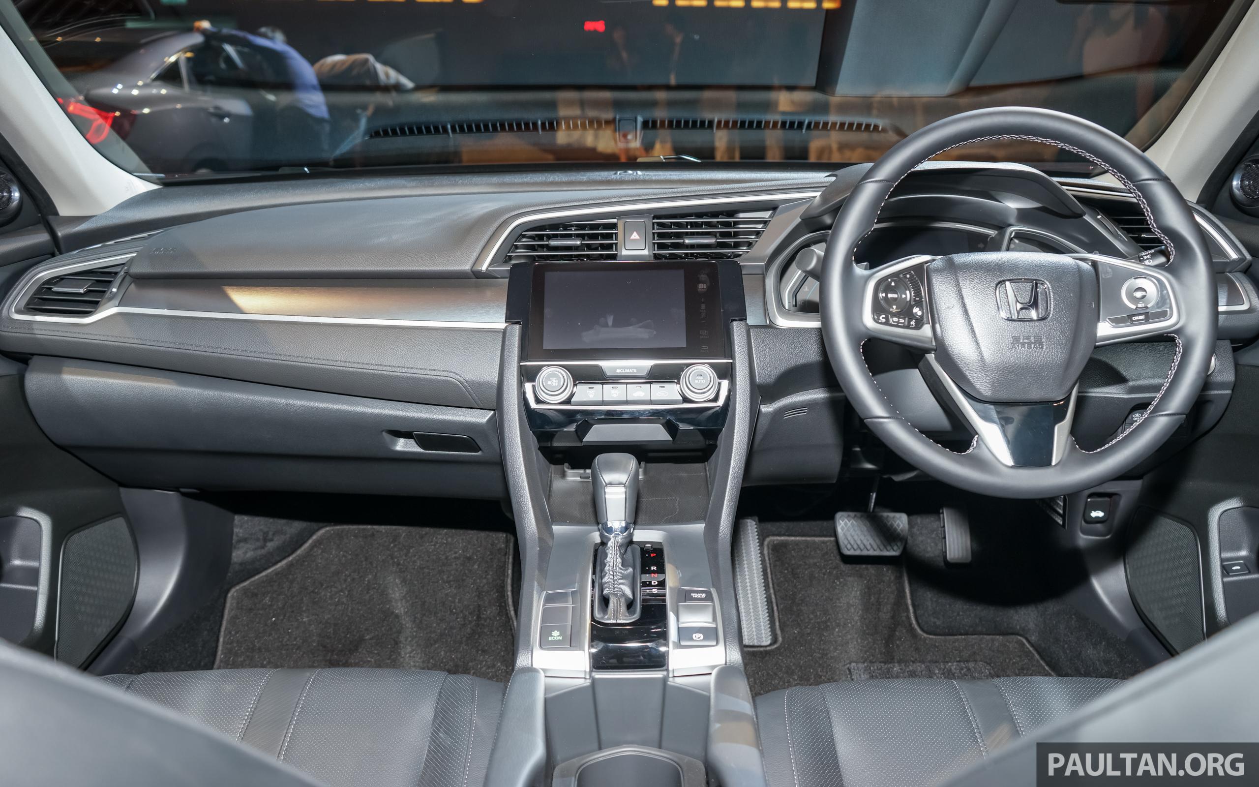 2016 Honda Civic Fc 1 8 S 5 Turbo Premium Specs And