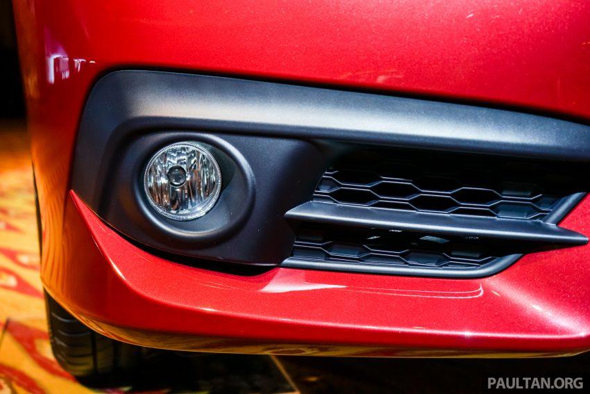 Honda Civic 2016 dilancarkan di M'sia – 1.8L dan 1.5L VTEC Turbo; tiga varian dan harga bermula RM111k Image #506310