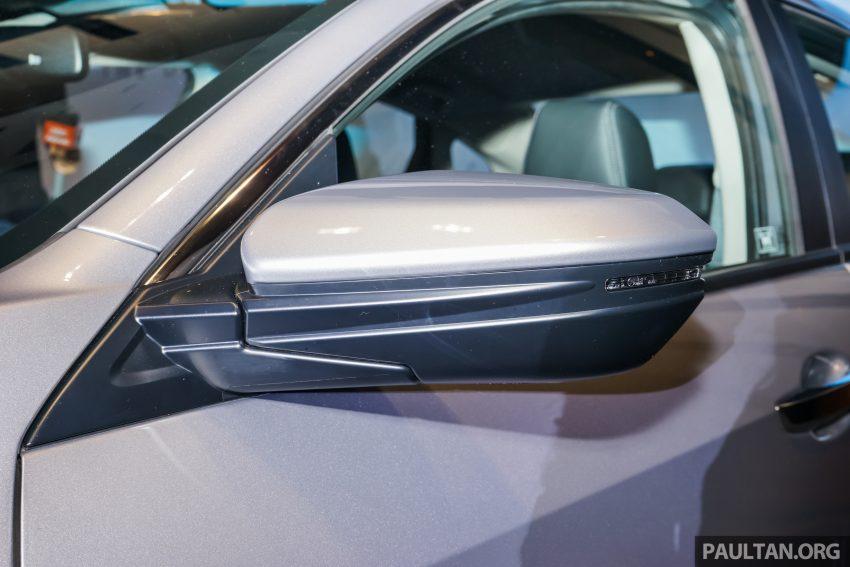Honda Civic 2016 dilancarkan di M'sia – 1.8L dan 1.5L VTEC Turbo; tiga varian dan harga bermula RM111k Image #505927