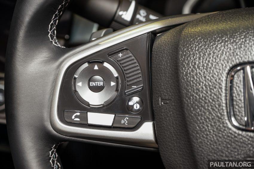 Honda Civic 2016 dilancarkan di M'sia – 1.8L dan 1.5L VTEC Turbo; tiga varian dan harga bermula RM111k Image #505935