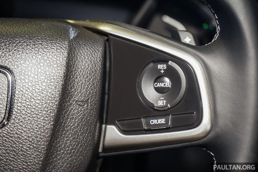 Honda Civic 2016 dilancarkan di M'sia – 1.8L dan 1.5L VTEC Turbo; tiga varian dan harga bermula RM111k Image #505936