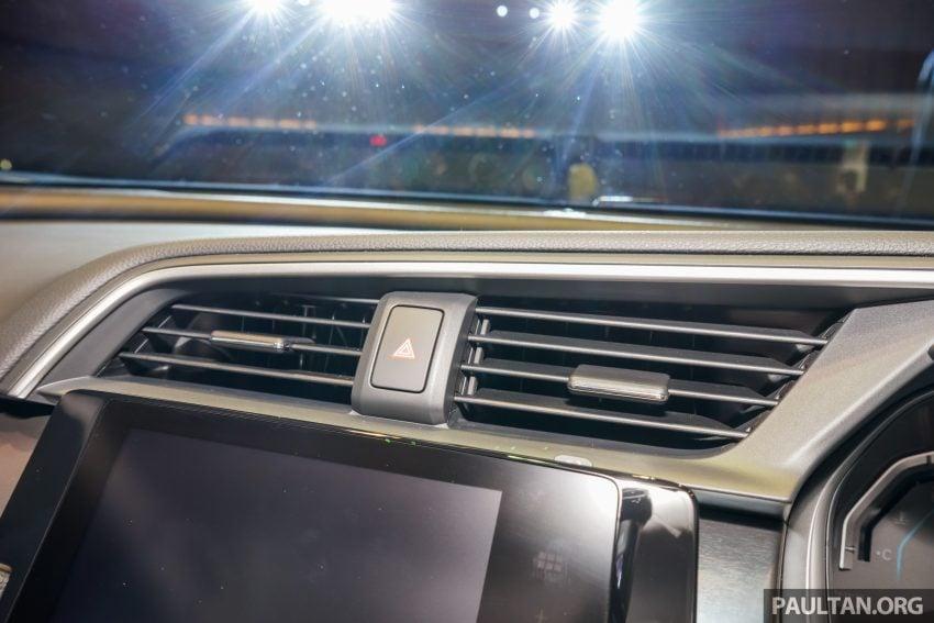 Honda Civic 2016 dilancarkan di M'sia – 1.8L dan 1.5L VTEC Turbo; tiga varian dan harga bermula RM111k Image #505937