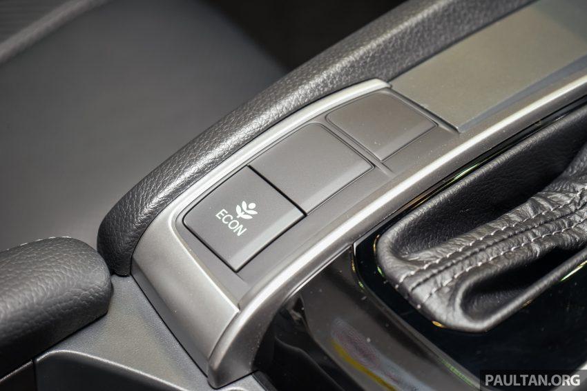 Honda Civic 2016 dilancarkan di M'sia – 1.8L dan 1.5L VTEC Turbo; tiga varian dan harga bermula RM111k Image #505941