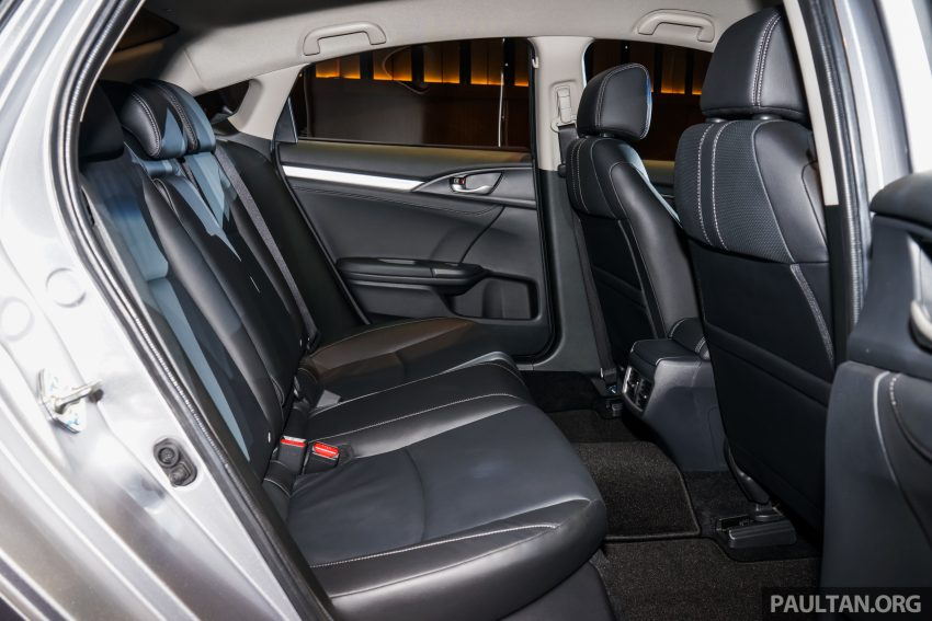 Honda Civic 2016 dilancarkan di M'sia – 1.8L dan 1.5L VTEC Turbo; tiga varian dan harga bermula RM111k Image #505959