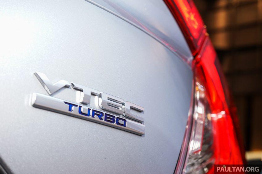 Honda Civic 2016 dilancarkan di M'sia – 1.8L dan 1.5L VTEC Turbo; tiga varian dan harga bermula RM111k Image #505962