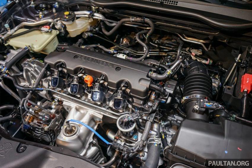 Honda Civic 2016 dilancarkan di M'sia – 1.8L dan 1.5L VTEC Turbo; tiga varian dan harga bermula RM111k Image #506343