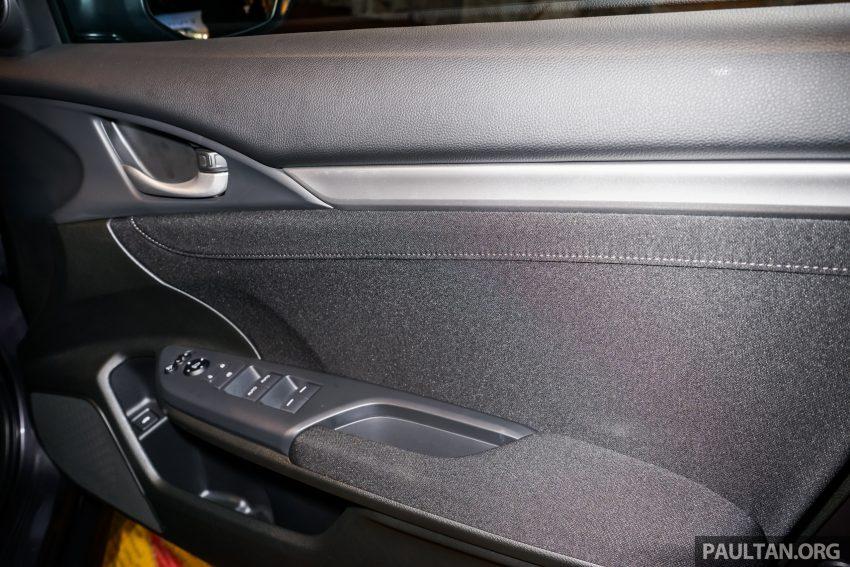 Honda Civic 2016 dilancarkan di M'sia – 1.8L dan 1.5L VTEC Turbo; tiga varian dan harga bermula RM111k Image #506353