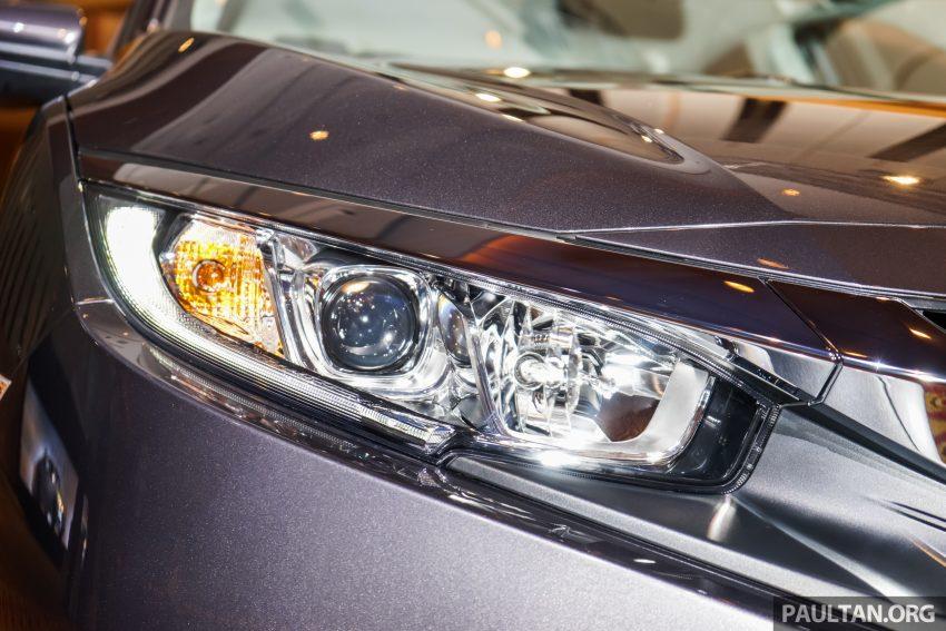 Honda Civic 2016 dilancarkan di M'sia – 1.8L dan 1.5L VTEC Turbo; tiga varian dan harga bermula RM111k Image #506336