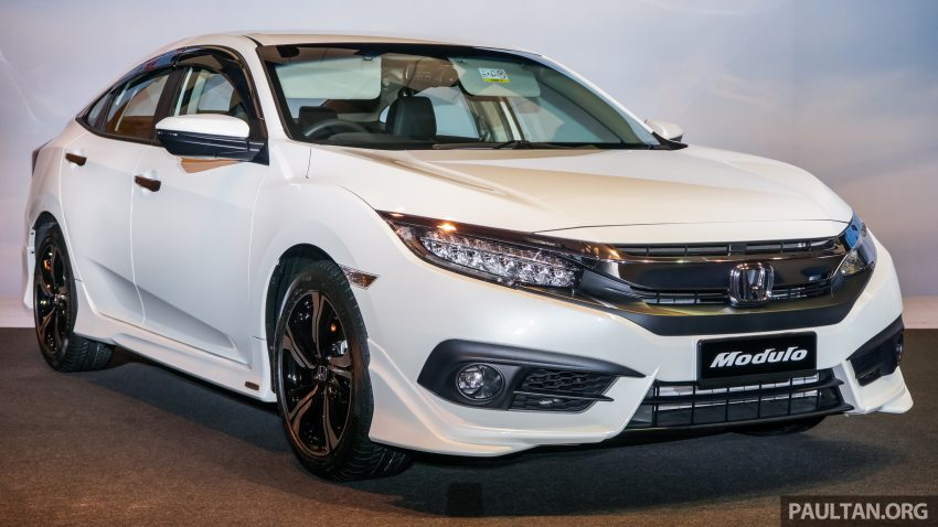 Honda Civic 2016 dilancarkan di M'sia – 1.8L dan 1.5L VTEC Turbo; tiga varian dan harga bermula RM111k Image #506238