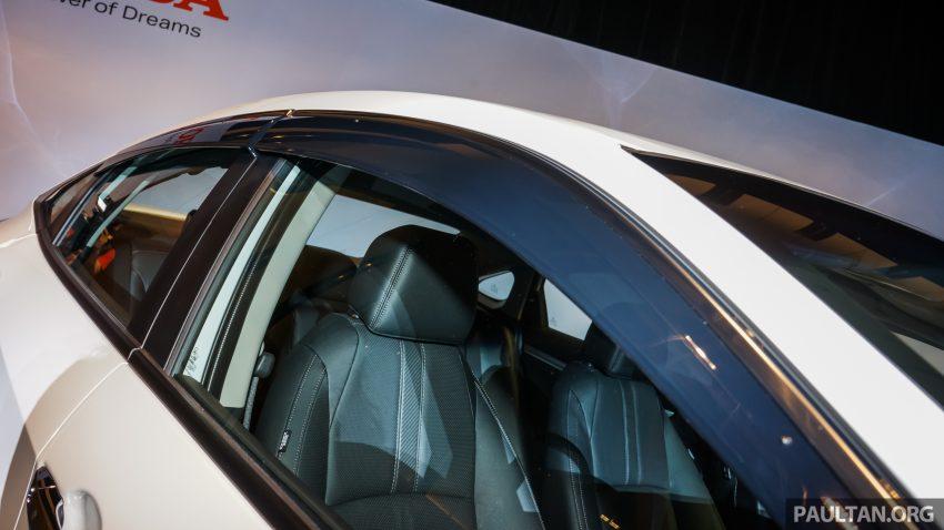 Honda Civic 2016 dilancarkan di M'sia – 1.8L dan 1.5L VTEC Turbo; tiga varian dan harga bermula RM111k Image #506230