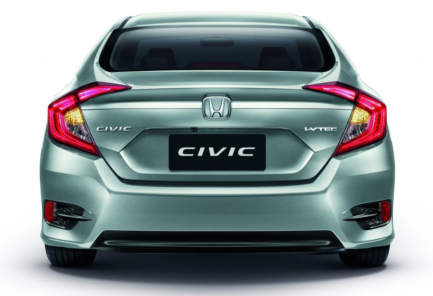 Civic 2018 Malaysia >> 2016 Honda Civic FC launched in Malaysia – 1.8L and 1.5L VTEC Turbo, 3 variants, from RM111k ...