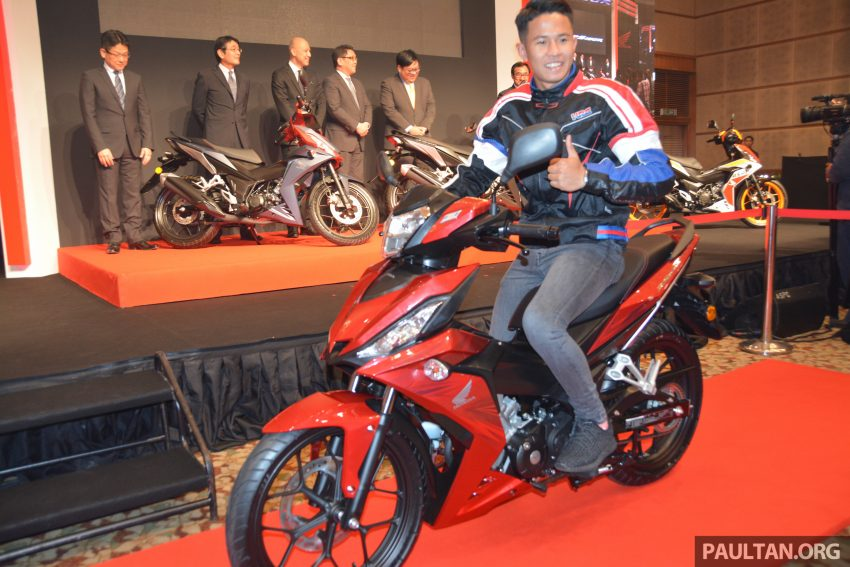 2016 Honda RS150R Malaysia launch – from RM8,213 Image #507305