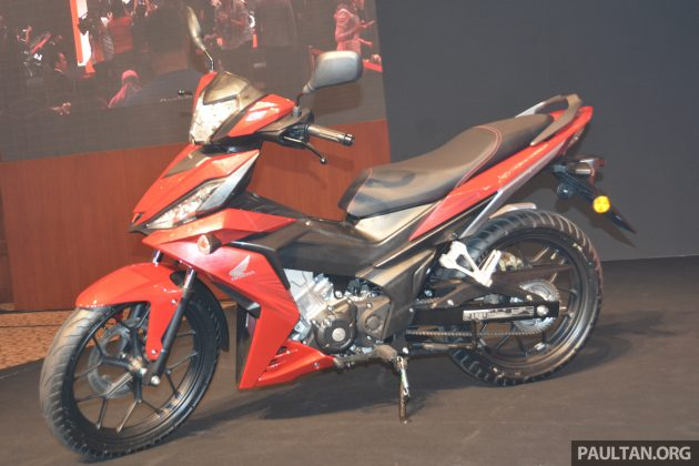 2016 Honda RS150R Launch 4