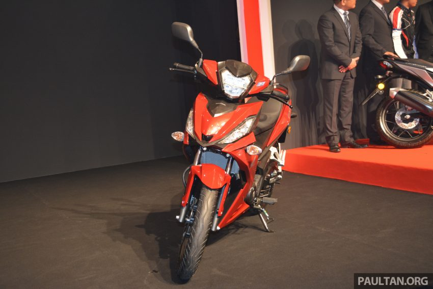2016 Honda RS150R Malaysia launch – from RM8,213 Image #507308