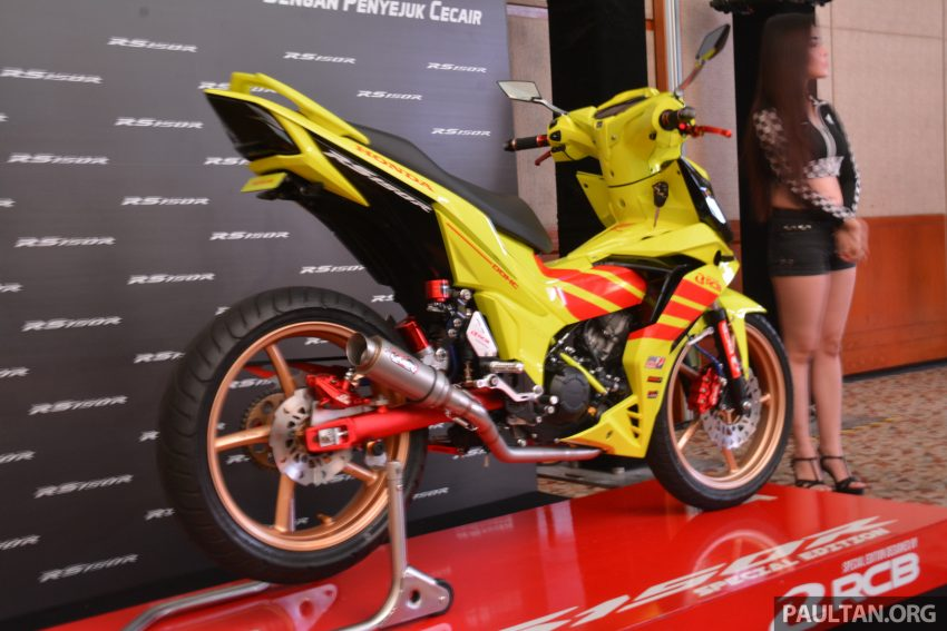2016 Honda RS150R Malaysia launch – from RM8,213 Image #507310