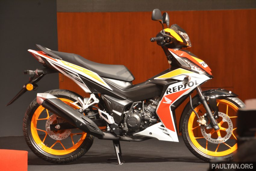 2016 Honda RS150R Malaysia launch – from RM8,213 Image #507312