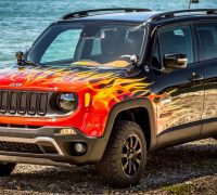 2016 Jeep Renegade Hell's Revenge - 1
