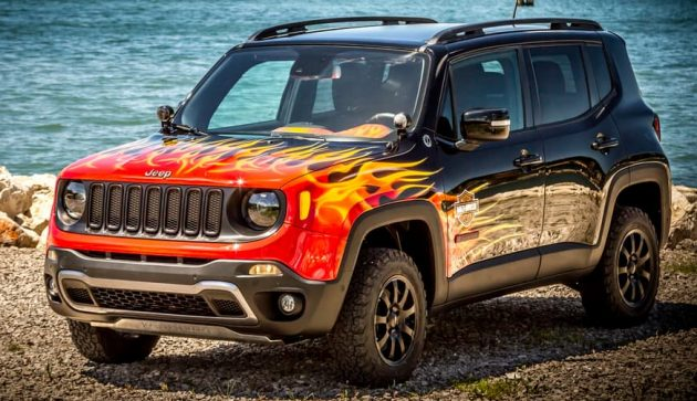 2016 Jeep Renegade Hell's Revenge - 1