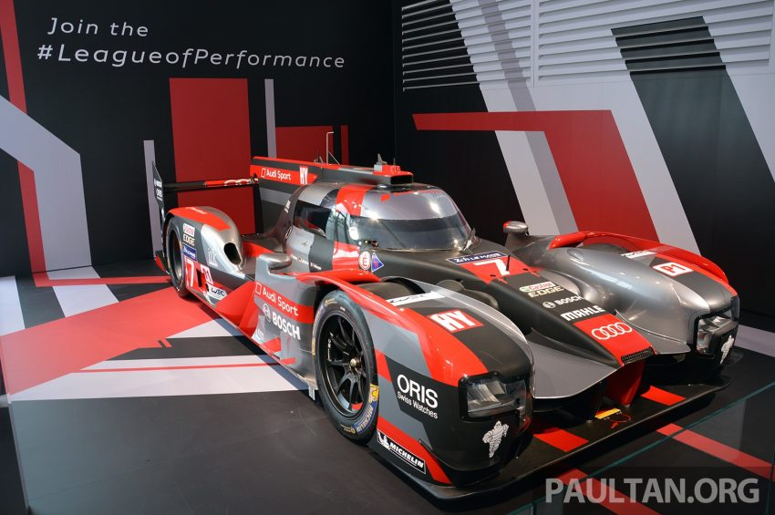Le Mans 24 Hours – thrills, spills and plenty of passion Image #511735