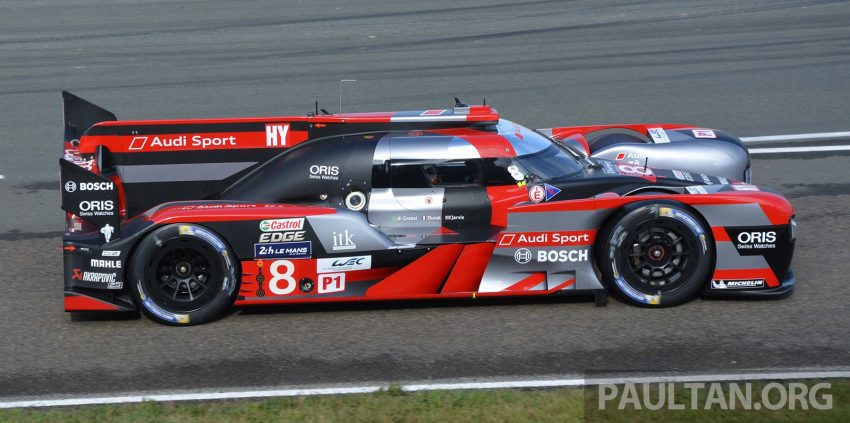 Le Mans 24 Hours – thrills, spills and plenty of passion Image #511750