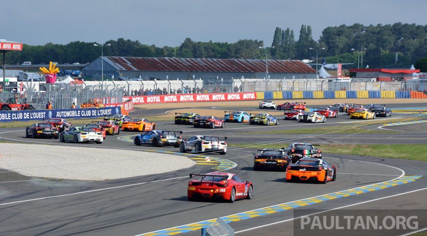 Le Mans 24 Hours – thrills, spills and plenty of passion Image #511753