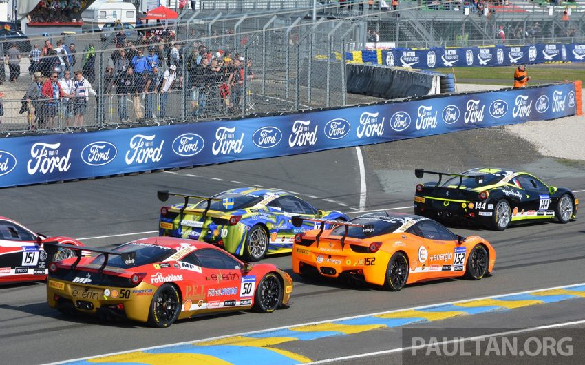 Le Mans 24 Hours – thrills, spills and plenty of passion Image #511754