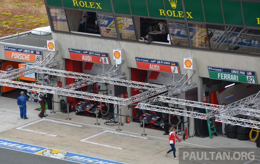Le Mans 24 Hours – thrills, spills and plenty of passion Image #511759