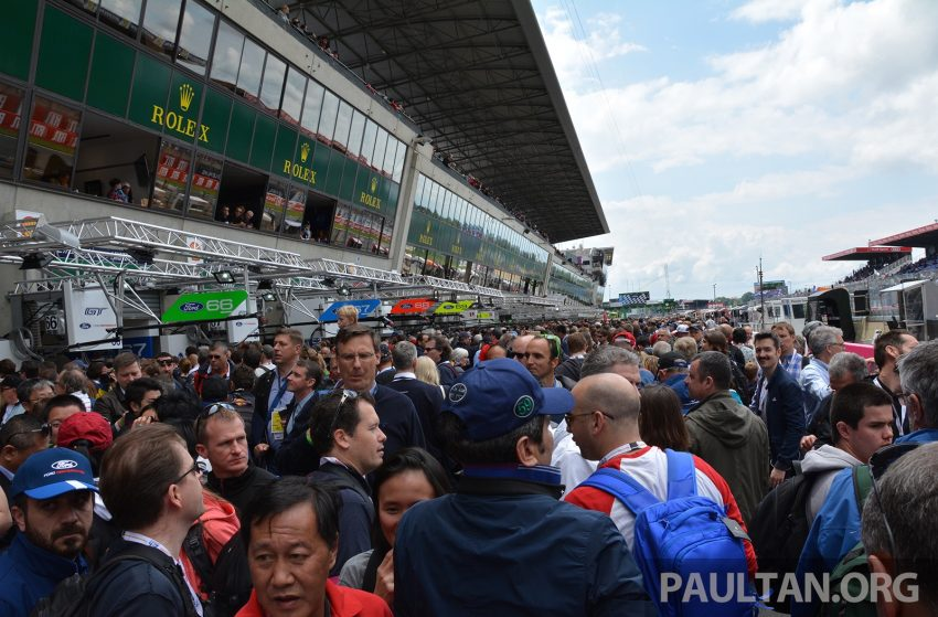 Le Mans 24 Hours – thrills, spills and plenty of passion Image #511767