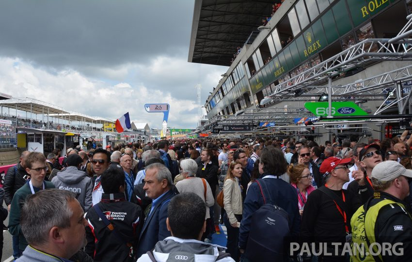 Le Mans 24 Hours – thrills, spills and plenty of passion Image #511768