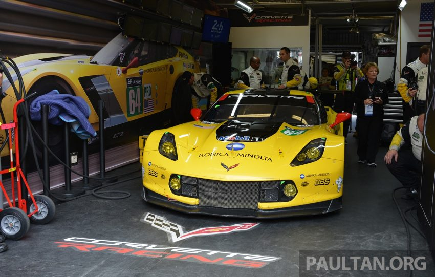 Le Mans 24 Hours – thrills, spills and plenty of passion Image #511769