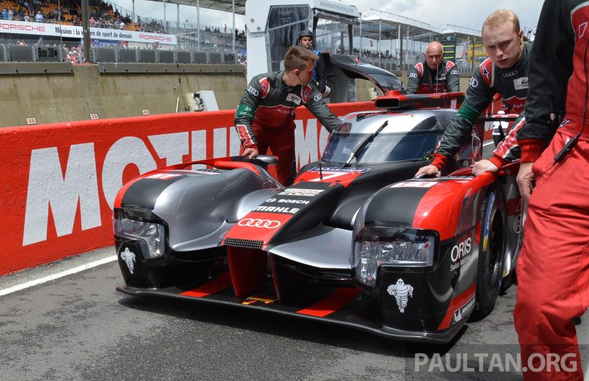 Le Mans 24 Hours – thrills, spills and plenty of passion Image #511771
