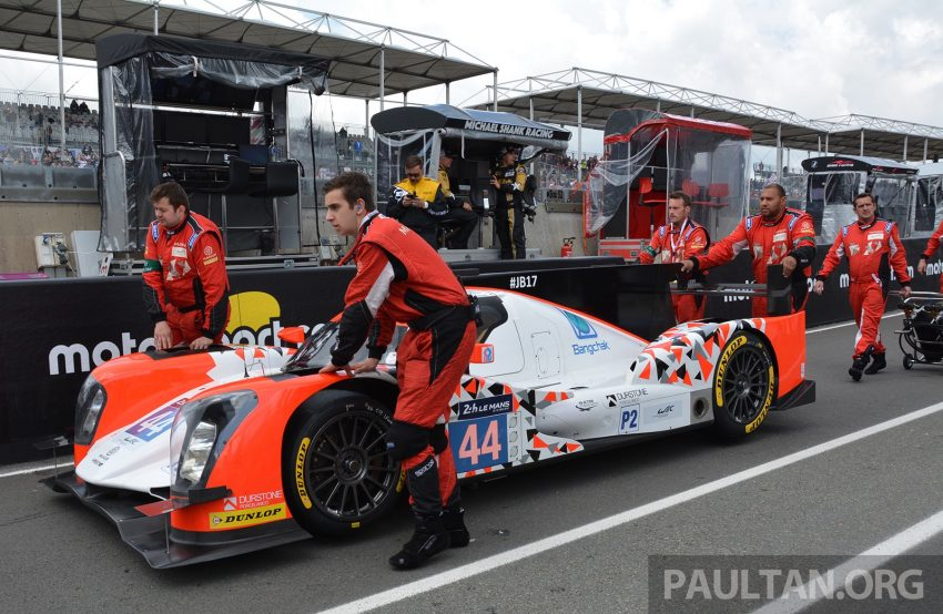Le Mans 24 Hours – thrills, spills and plenty of passion Image #511774