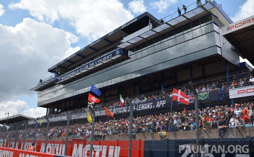 Le Mans 24 Hours – thrills, spills and plenty of passion Image #511782