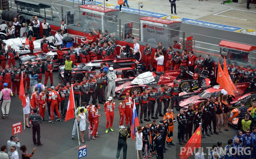 Le Mans 24 Hours – thrills, spills and plenty of passion Image #511786