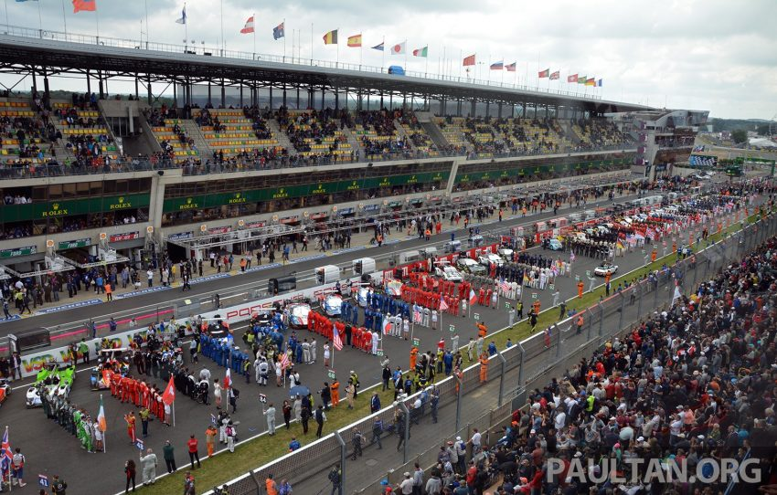 Le Mans 24 Hours – thrills, spills and plenty of passion Image #511788